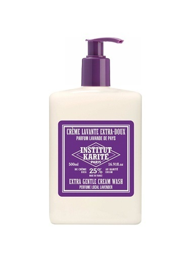 Institut Karite Ikp Shea Washing Cream Lavender 500 Ml Renkli